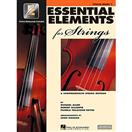 HAL LEONARD Non-Fiction Book VIOLIN BOOK 1 - ESSENTIAL ELEMENTS FOR STRINGS